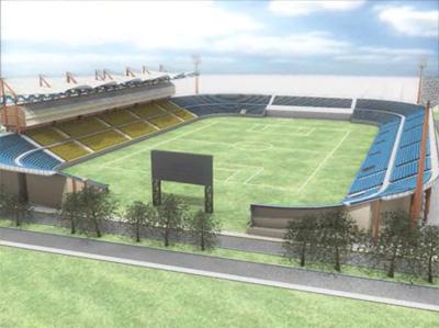 estadios para copa america 2007:
