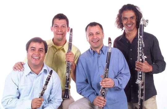 Cuarteto de Clarinetes de Caracas