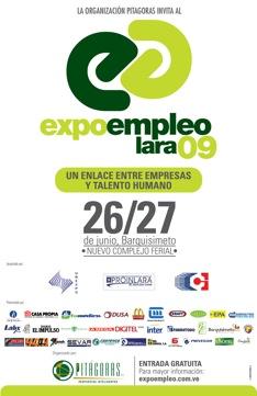 Expoempleo Lara 2009