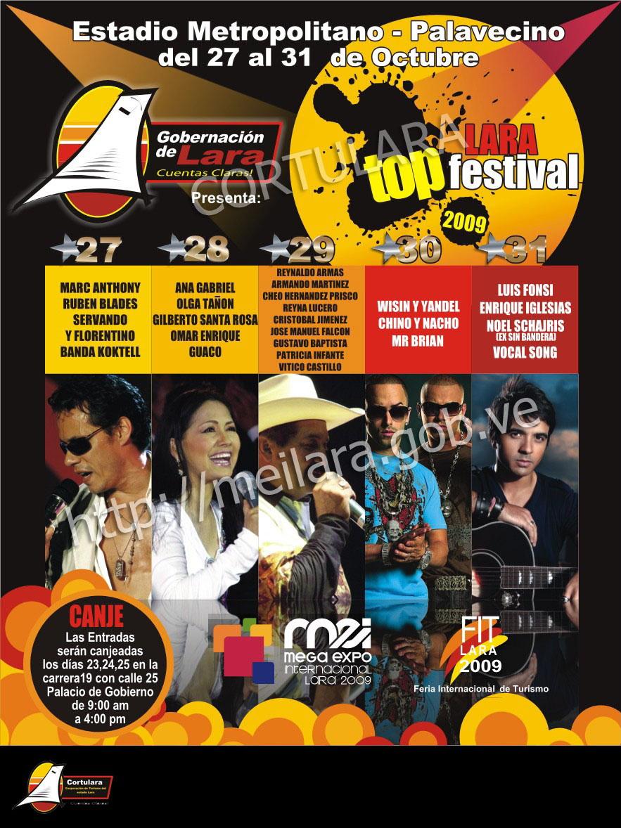 Lara Top Festival 2009