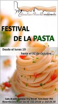 III Festival Gastronómico Italiano