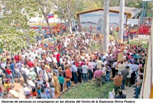 Centro de la Esperanza Divina Pastora