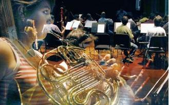 Orquesta de Cámara de la UCLA