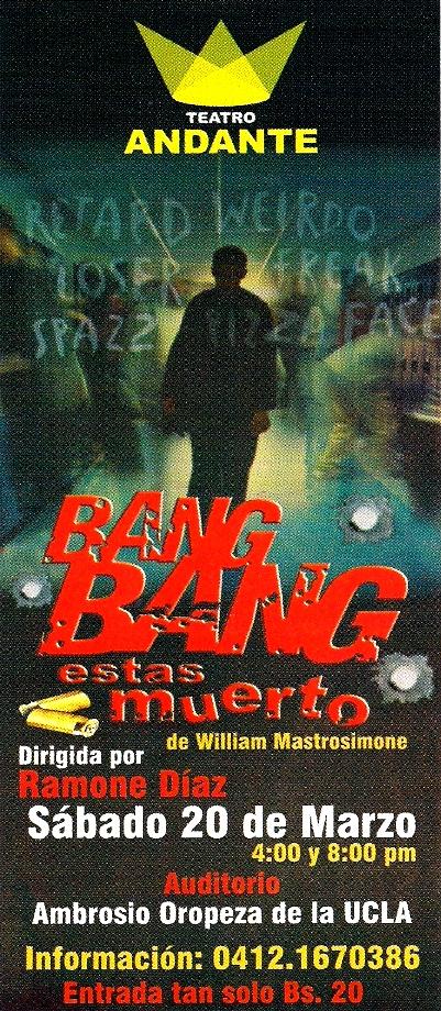 Volante de Bang Bang