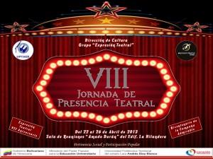 Afiche Jornada 2013