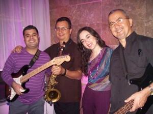 Jazz Session Trío con Claudia Saer