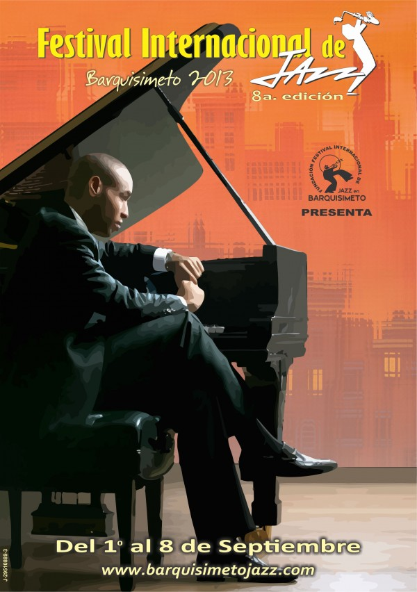 Afiche Festival Internacional Jazz 2013 def