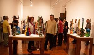 FOTO expo Cuatro, sonido y color