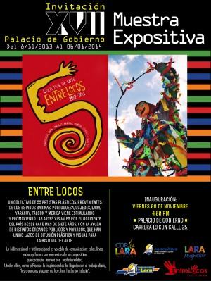Inv. digital XVII Muestra Expositiva