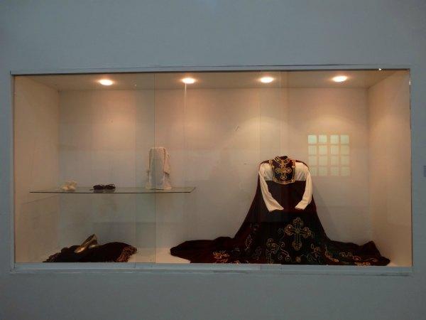 Vestidos emblemáticos de la Divina Pastora podrán ser apreciados en el Museo Arquidiocesano.