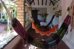 Un espacio para el descanso y el sano esparcimiento.