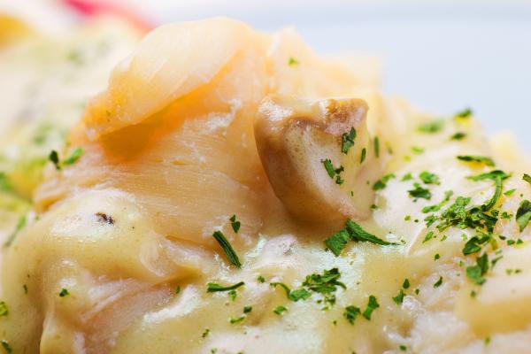 La Langosta Thermidor será uno de los exquisitos platos que podrán degustar en Mi Vagón Restaurant del 19 al 29 de marzo
