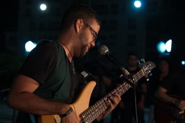 Luis García forma parte del talento de los Martes de Jazz