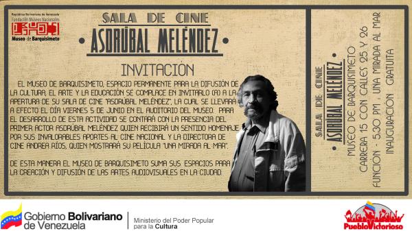 INVITACION SALA DE CINE ASDRÚBAL MELÉNDEZ CORREGIDO
