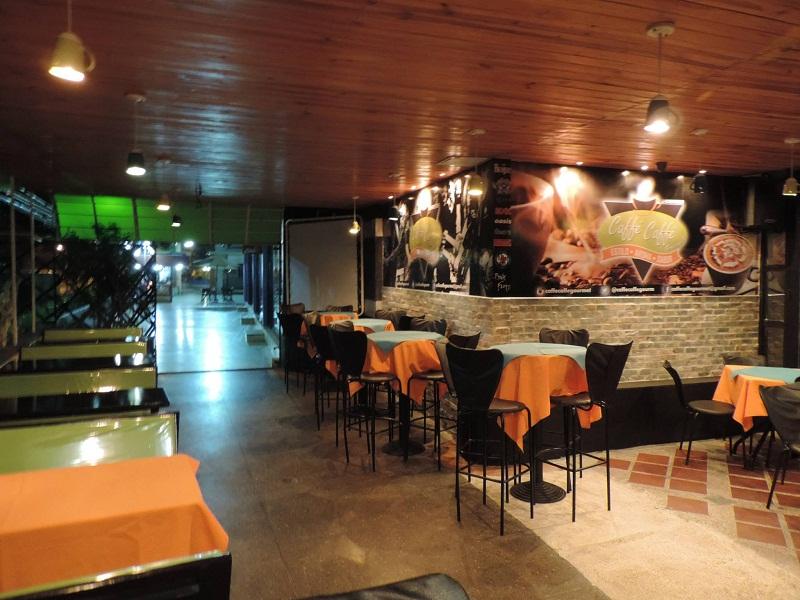 Local de Caffe Caffé Gourmet