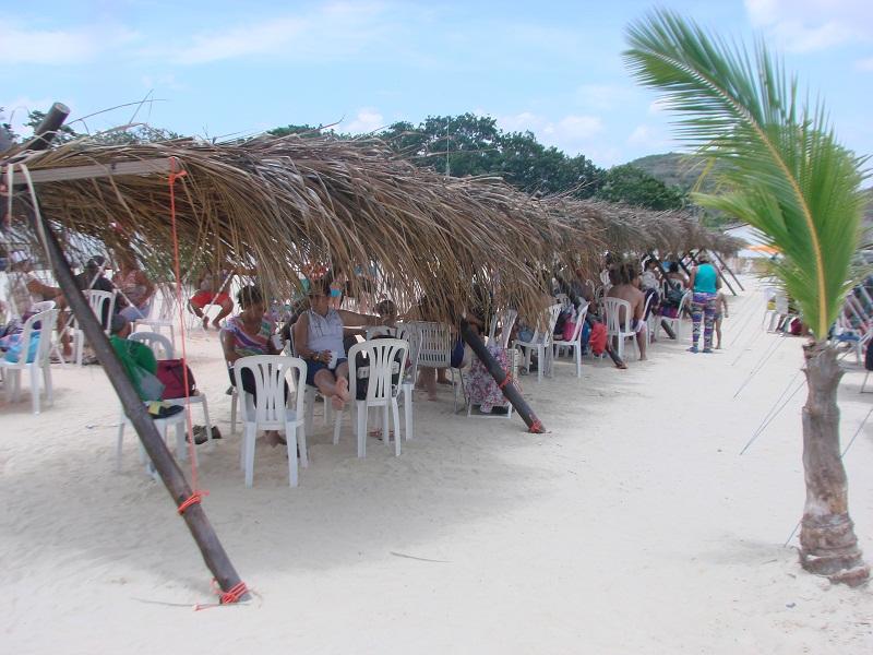 Playa de Arena Parque Acuático