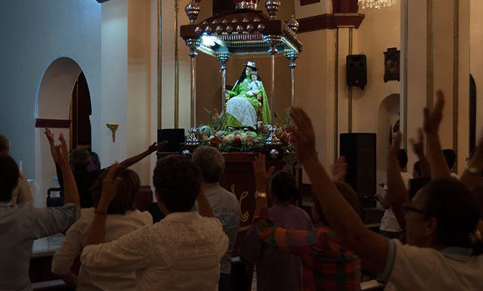 Imagen de la Divina Pastora