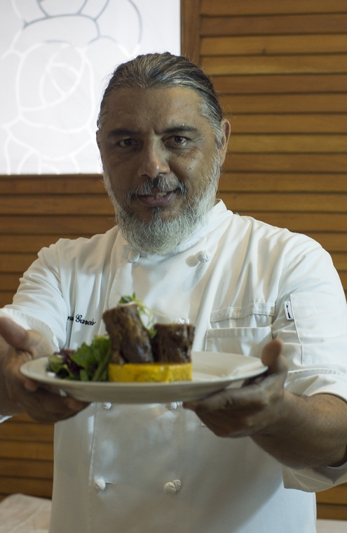 Chef Leo Garcés
