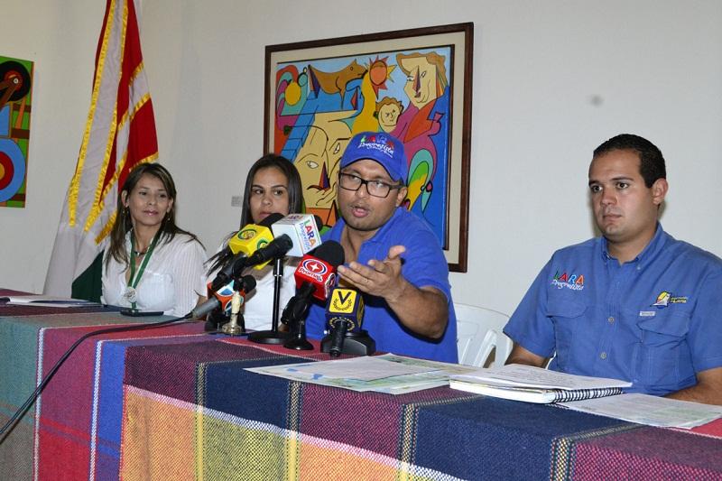 Imagen de Erick Valles, Secretario General de Gobierno de Lara