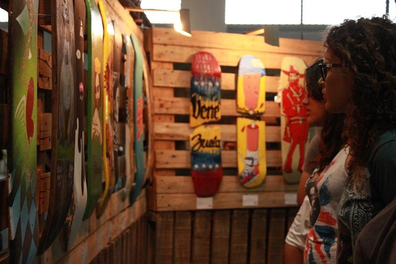 Exposición Trestablas