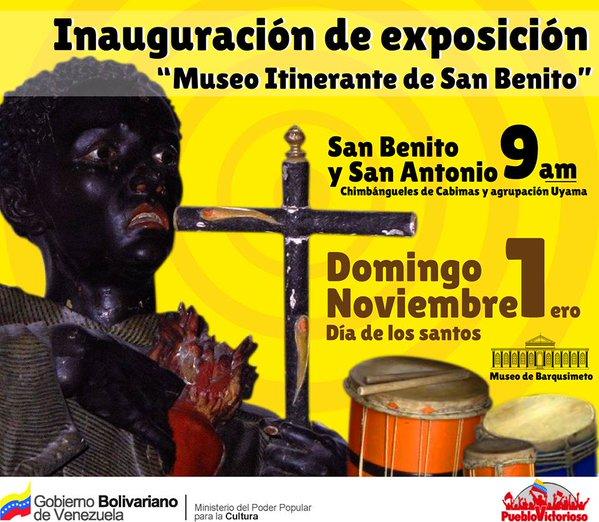 Exposición San Benito