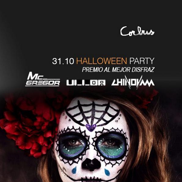Halloween Corbus