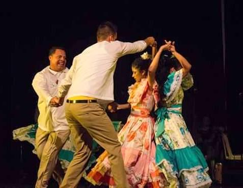 danzas de Trazos Venezolanos