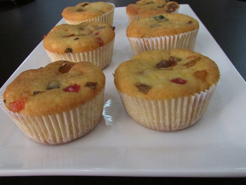 Cupcakes de Chocograin