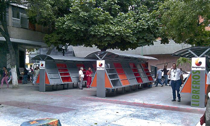 La Biblioplaza de Barquisimeto