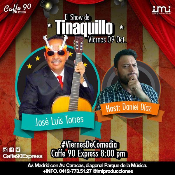 El show de Tinaquillo