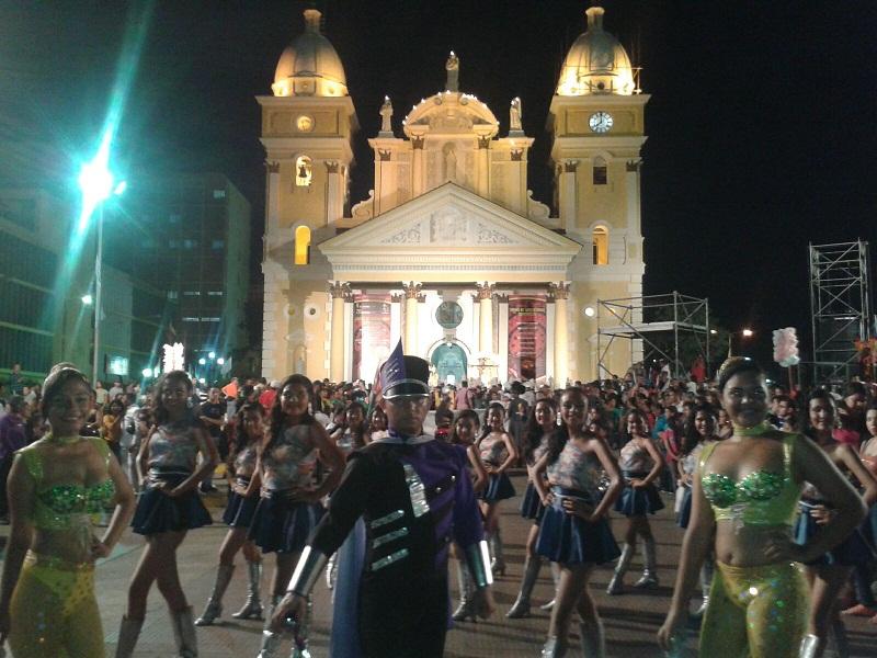 Banda Show Municipal en Barquisimeto