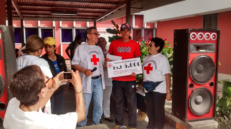 Carrera Caminata Cruz Roja