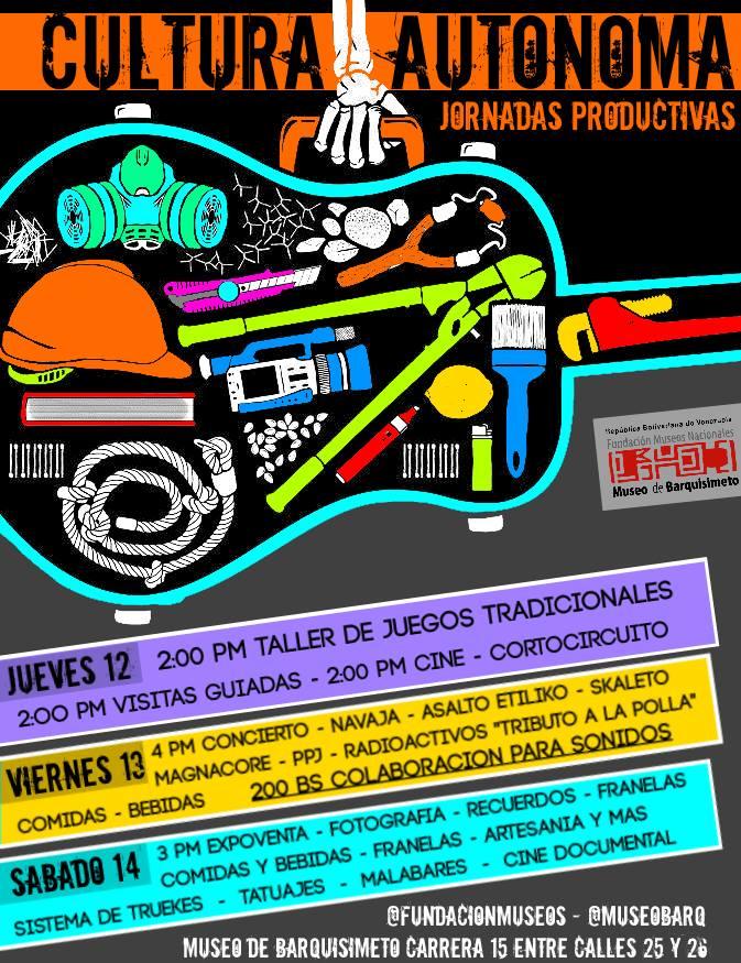 Jornadas de Cultura Autónoma