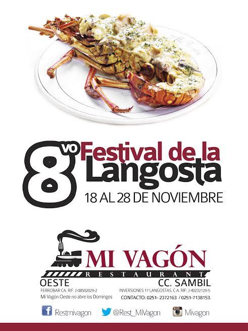 Mi Vagón Festival de la Langosta