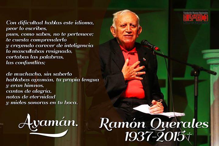 Homenaje a Ramón Querales