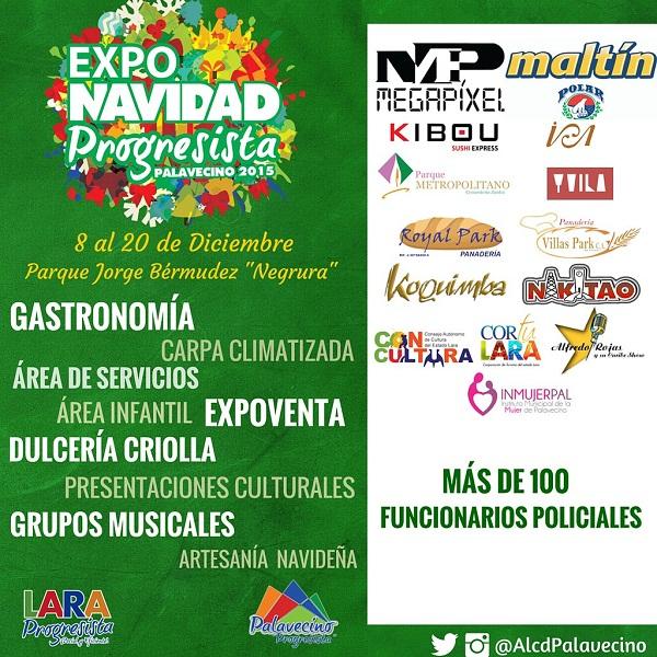 Expo Navidad Progresista Cabudare