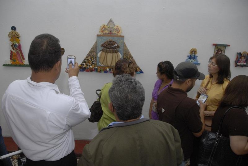 Exposicion de Arte Divina Pastora