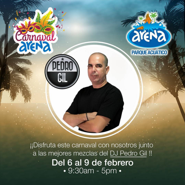 Dj Arena Parque Acuático