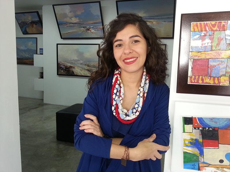 Charla Creatividad, Arte y Futuro