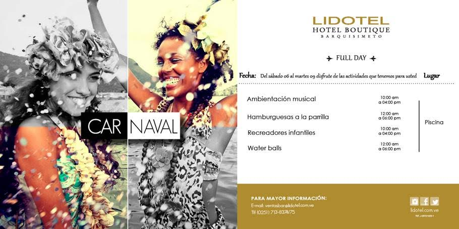 Full Day Lidotel
