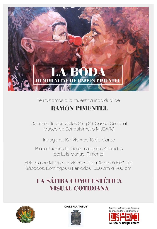 Exposición La Boda / Humor Vitae