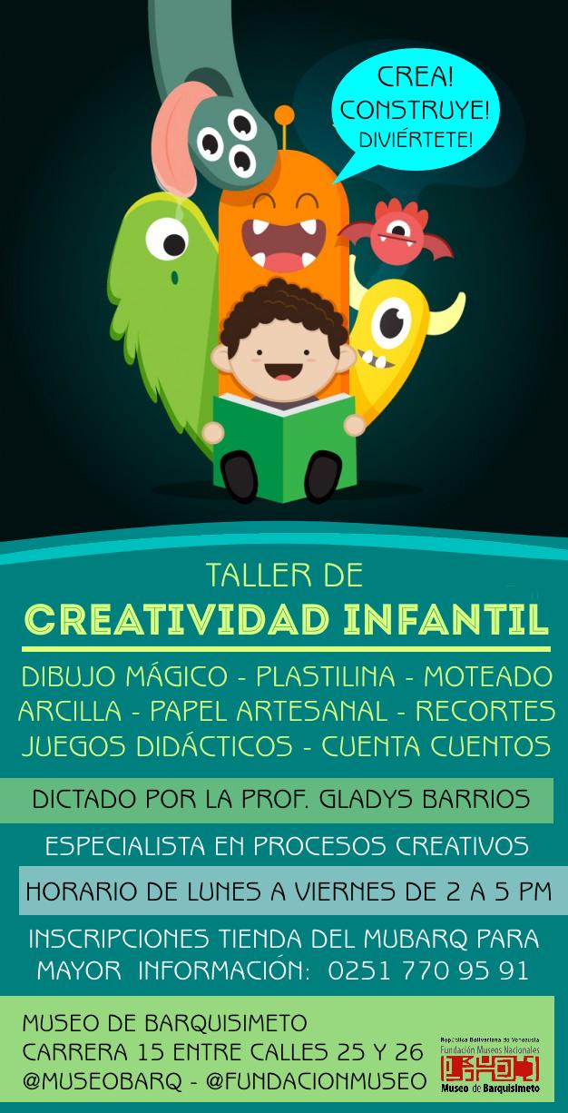 Taller Permanente de Creatividad Infantil