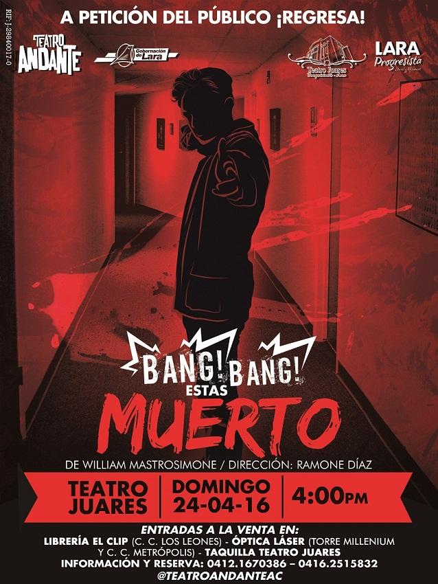 Bang Bang estás muerto