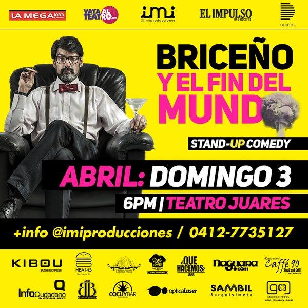 Prof. Briceño