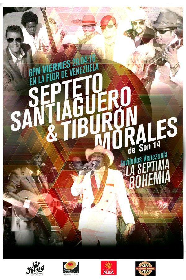 Septeto Santiaguero en Barquisimeto