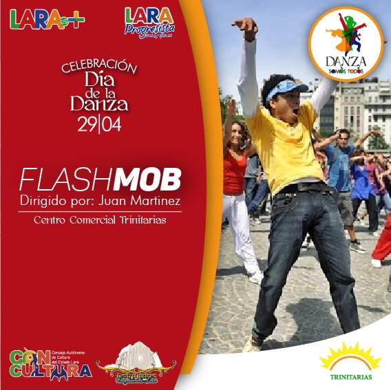 Flash Mob Concultura