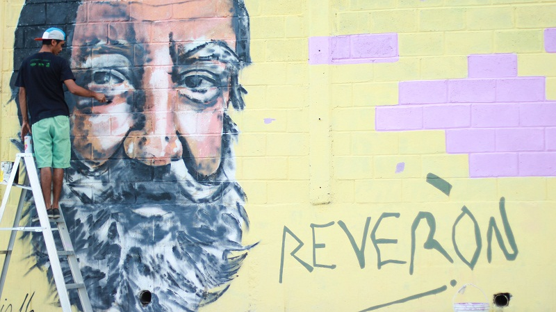 Mural Reveron