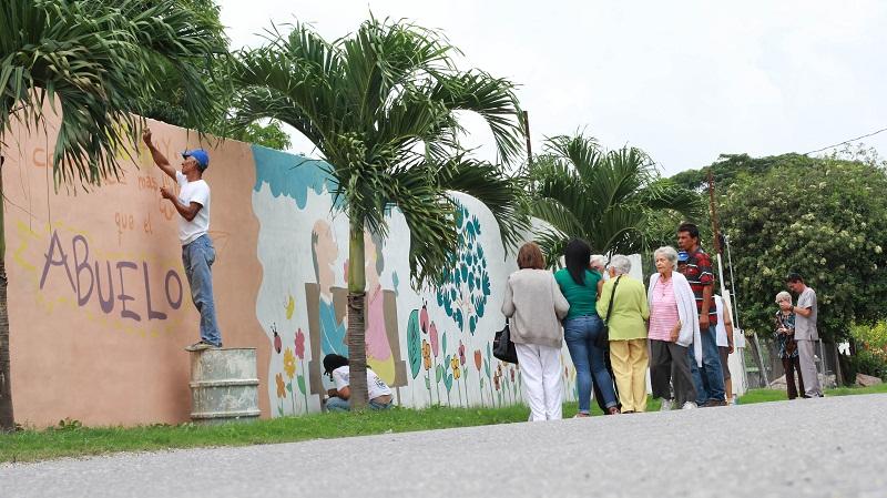 Mural Fungevis