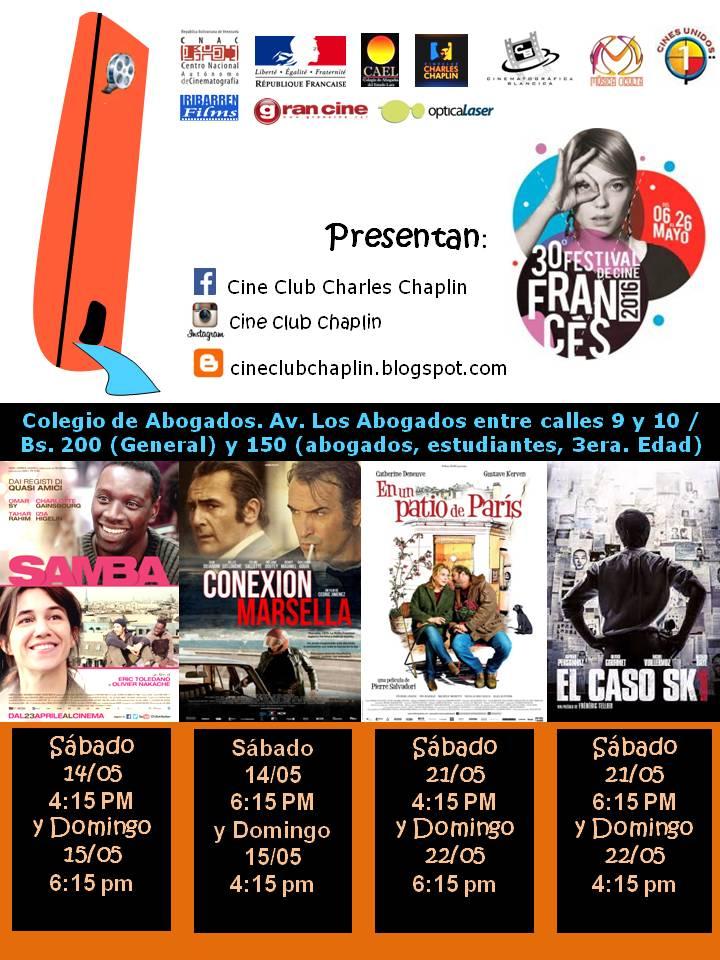 Festival Cine Francés