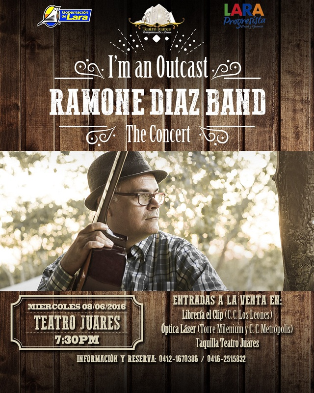 Ramone Díaz Concierto